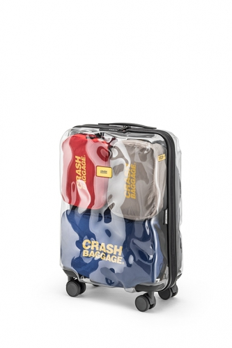 Valise - TRANSPARENT SHARE - Taille S