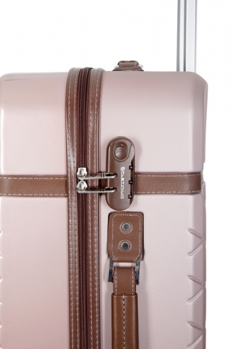 Valise - TRENDY ROSE GOLD -  Taille M