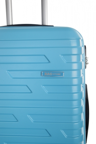 Valise - TWISTER  BLEU  - Taille S