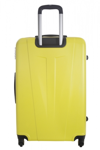 Valise - TWISTER  JAUNE - Taille M