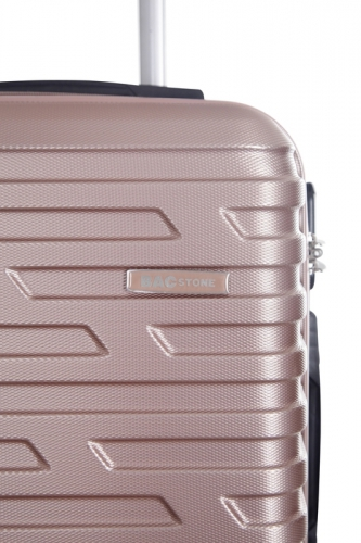 Valise - TWISTER  OR - Taille M