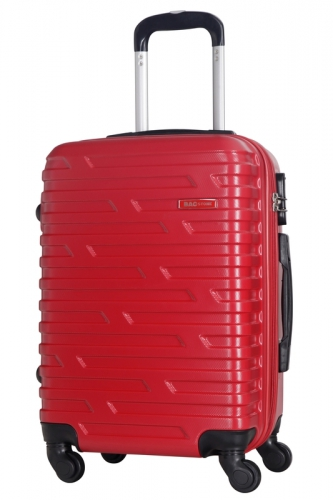 Valise - TWISTER  ROUGE - Taille M