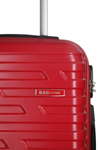 Valise - TWISTER  ROUGE - Taille S