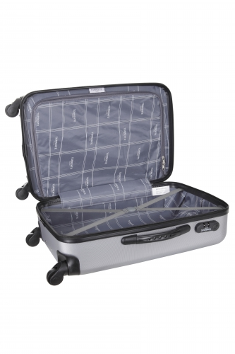 Valise - VAHINA ARGENT- Taille M