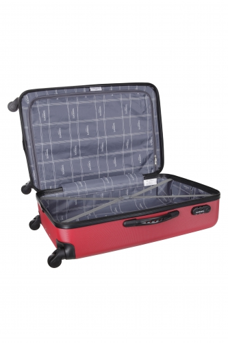 Valise - VAHINA ROUGE- Taille L