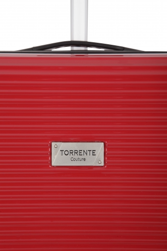 Valise - VAHINA ROUGE- Taille S