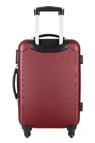 Valise - WALSALL BORDEAUX - Taille S