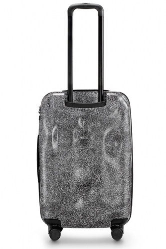Valise - WHITE FUR - Taille L
