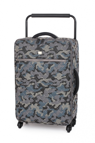 Valise - WORLD'S LIGHTEST WARM GREY CAMO - Taille L