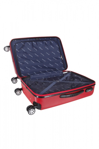 Valise - WORTHING ROUGE - Taille S